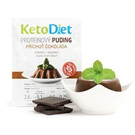 KetoDiet proteínový s príchuťou čokoláda (7 porcií) - Puding