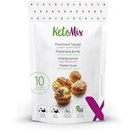 KetoMix Proteínové žemle (10 porcií) - Trvanlivé jedlo