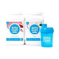 KetoDiet 2 týdenní proteinové nápoje BASIC 1. krok - Proteínová sada