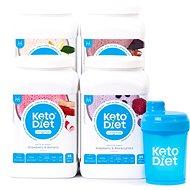 KetoDiet 4 týdenní proteinové nápoje INTENSE 1. krok - Proteínová sada