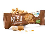 KetoLife Low Carb Bar - Cashew with Caramel Flavour - Long Shelf Life Food