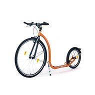Kickbike Sport G4 Oranžová - Kolobežka