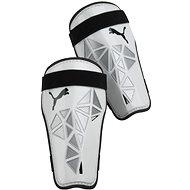 Puma Pro Training grd no Ponožka na členku white-met veľkosť L - Futbalové chrániče