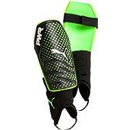 Puma evoPOWER 3.3 Zelená Gecko-Puma Black-Puma Vel - Futbalové chrániče