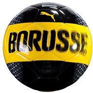 Puma BVB Fan Ball Cyber Yellow-Puma Black veľ. 5 - Futbalová lopta