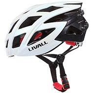 Livall BH60 smart white - Prilba na bicykel