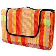 Calter One pikniková, farebný prúžok - Pikniková deka