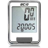 Echowell BC10 bielosivý - Cyklocomputer