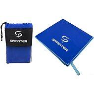 Sprinter – uterák z mikrovlákna 70 × 140 cm – modrý - Uterák
