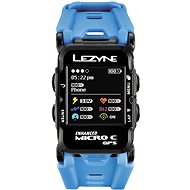 Lezyne GPS Watch Color HR Cyan - Športtester