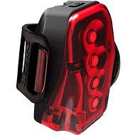 Lezyne Laser Drive Rear Black - Svetlo na bicykel