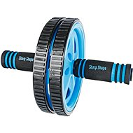 Sharp Shape AB Wheel blue - Posilňovacie koliesko
