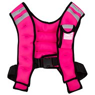 Sharp Shape Weight vest pink - Záťažová vesta