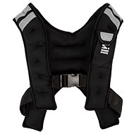 Sharp Shape Weight vest black - Záťažová vesta