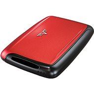 Tru Virtu Card Case Pearl – Red Pepper - Peňaženka