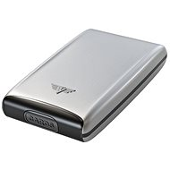 Tru Virtu Credit Card Case Razor Fan – Silver Arrow - Peňaženka