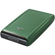Tru Virtu Credit Card Case Razor - Green Hunt - Peňaženka