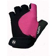 Haven Kiowa krátke ružové - Cyklistické rukavice