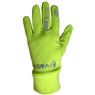 Haven Running Concept neónová zelená veľkosť XL - Cyklistické rukavice