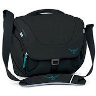 Osprey Flap Jill Mini, black - Taška cez rameno