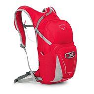 Osprey Verve 9 Scarlet Red - Cyklistický batoh