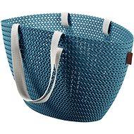 Curver Knit taška Emily modrá - Nákupná taška