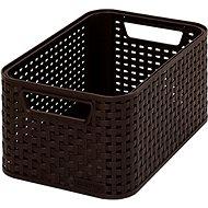 Curver Style box S tmavohnedý - Úložný box
