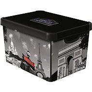Curver Decobox - L - Paríž - Úložný box