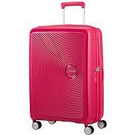 American Tourister Soundbox Spinner 67 Exp Lightning Pink - Cestovný kufor s TSA zámkom