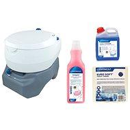 Campingaz Portable Toilet Combo 20 l + štartovacia sada - Chemické WC