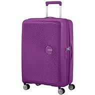American Tourister Soundbox Spinner 67 Exp Purple Orchid - Cestovný kufor s TSA zámkom