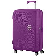 American Tourister Soundbox Spinner 77 Exp Purple Orchid