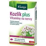 KNEIPP Kozlík plus 40 dražé - Doplnok stravy