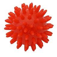 Kine-MAX Pro-Hedgehog Massage Ball – červená - Masážna loptička
