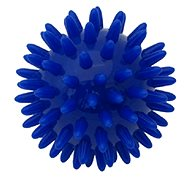 Kine-MAX Pro-Hedgehog Massage Ball – modrý - Masážna lopta