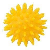 Kine-MAX Pro-Hedgehog Massage Ball – žlutá - Masážna lopta