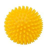 Kine-MAX Pro-Hedgehog Massage Ball - yellow - Massage Ball