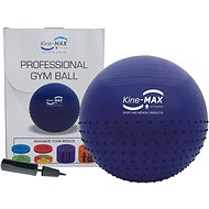 Kine-MAX Professional GYM Ball - modrý