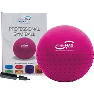 Kine-MAX Professional GYM Ball – ružový