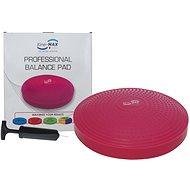 Kine-MAX Professional Balance Pad - růžový - Balančná podložka
