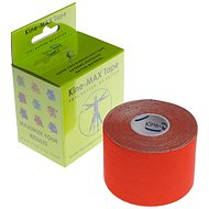 Kine-MAX SuperPro Rayon kinesiology tape červená - Tejp
