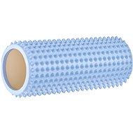 KreFit Roller Dots 33 cm Blue - Masážny valec