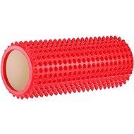 KreFit Roller Dots 33 cm Red - Masážny valec