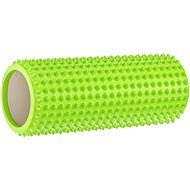 KreFit Roller Dots 33 cm Green - Masážny valec