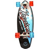 "Kryptonics 23"" Mini Fat Cruiser – Stars Blue - Longboard"
