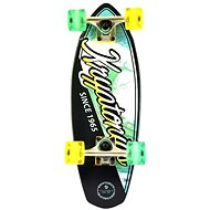 "Kryptonics 23"" Mini Fat Cruiser – Ocean Navy - Longboard"