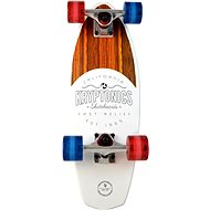 "Kryptonics 23"" Mini Fat Cruiser – ""Liberty-Blue"" - Longboard"