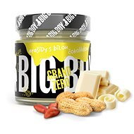 BIG BOY Grand Zero s bielou čokoládou 250 g - Orechový krém
