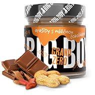 BIG BOY Grand Zero s mliečnou čokoládou 250 g - Orechový krém