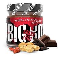 BIG BOY Grand Zero s tmavou čokoládou 250 g - Orechový krém